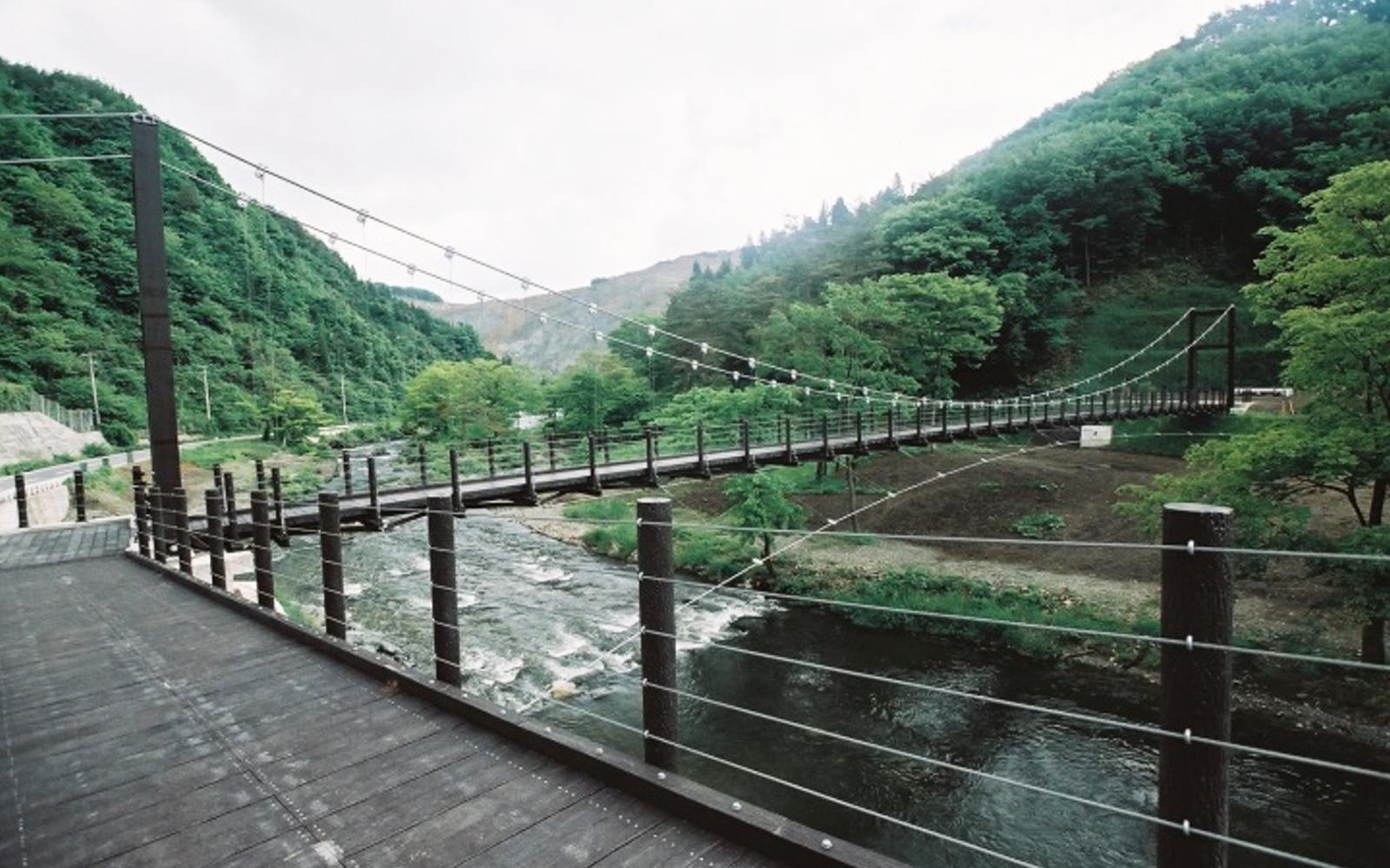 鷹の巣吊橋